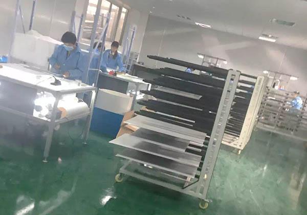 Battery lamination Workshop